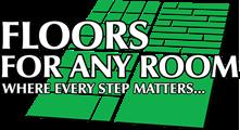 Floors for Any Room Logo