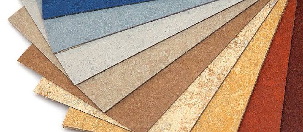 Linoleum floors for any room for Linoleum cork